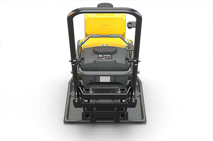 Wacker Neuson AP1850e - the worldwide only battery operated vibratory plate