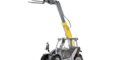 Wacker Neuson telehandler TH412 studio view 4