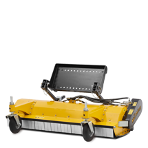 Attachment tools for Telehandlers - Mulcher