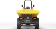 DW60 ROPS front